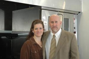 Tim and Nicole Lawson
